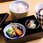 浅間茶屋 - ご飯セット