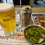 tachinomi! B-GATE - 2017.11 在庫処分の缶ビールセット(450円)
