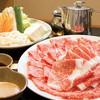 焼肉処 東風 - 料理写真:しゃぶしゃぶ