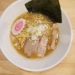中華そばつけ麺 永福 - 中華そばセット☆1000円(カレーとセット)