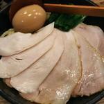 77111604 - 濃厚鶏白湯つけ麺