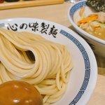 心の味製麺 平井店 - 辛つけタンメン 830円