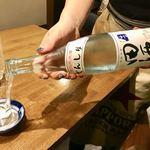 海の日  - 田酒がのめる!
