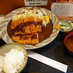 とんかつ かつひろ  - 料理写真:ロースカツ定食