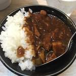 本枯中華そば 魚雷 - 平日ランチ丼