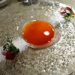 L'ESSOR - ブラマンジェと季節のフルーツ
