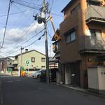Sushikawano - 外観南側から