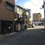 Sushikawano - 外観北側から