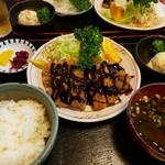 松ちゃん - 味噌かつ定食