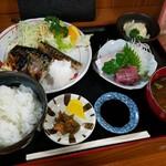 松ちゃん - 塩サバ定食