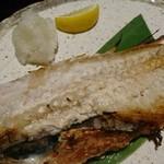 酒場の銀次郎 - 赤魚の粕漬け焼き 780円