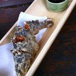 川魚料理 ますや - 虹鱒の唐揚