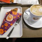 サンマルクカフェ - カフェ・ラテで・・