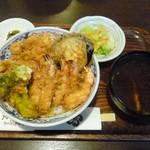 Yabuki - 親父さんの天丼2015年11月
