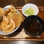 Yabuki - 息子さんの天丼(2)
