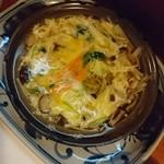 Kyoudoryouritakenoko - 黄ニラの卵とじ
