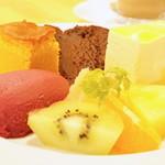 マイヨジョーヌ - 手作りデザートが人気