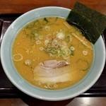 蔵乃麺 - 白みそラーメン(730円)