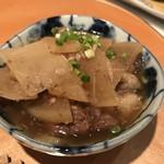家庭料理なお - 牛肉の煮物