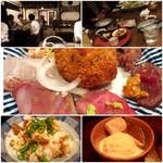 牛タン べこ串 - 宴会風景と料理など。写す価値なし?画像集。