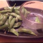 しゃぶしゃぶ温野菜  - 枝豆(2011/5/2)