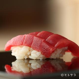 新潟のさまざまな旨みが余すことなく凝縮された寿司