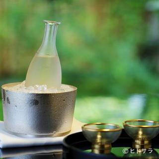 オリジナルの純米大吟醸『#134071;兆貞翁』