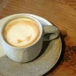 くらけんカフェ - ドリンク写真:カプチーノ