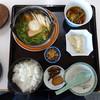 道の駅 ふたつい きみまちの里 - 料理写真:きみまち鍋定食