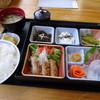 道の駅いまべつ 半島ぷらざアスクル レストラン - 料理写真:はやぶさ定食