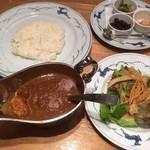 銀座洋食 三笠會館 - カレーランチ
