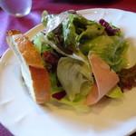 ポルトベネーレ - 料理写真:ランチ サラダ