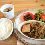 Kitchen cafe CHAM -