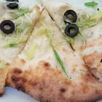 ピソリーノ - 葱としらす