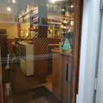 隠れ家イタリアンバル Healthy Boy - 二階のお店の入り口