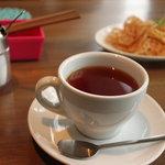 スプラッシュカフェ - 紅茶