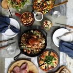 フィオーレ - ブッフェ料理イメージ