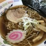 千葉市動物公園 森のレストラン - 料理写真:レッサーパンダラーメン ¥600-