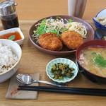 エンターワケ キッチン - 日替定食850円
