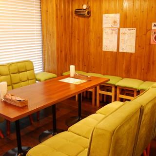 居心地抜群☆まるでカフェのようなキュートな空間♡