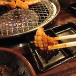 ホルモン専門店 焼肉 ホルモン番長 - コリコリ(牛血管)