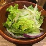ZERO ワイン×日本酒×バル - 喫茶店的サラダ