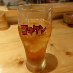 ビストロ ゴキゲン鳥 - ☆烏龍茶(^◇^)☆