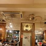ビストロ ゴキゲン鳥 - ☆テーブル席の雰囲気(^^ゞ☆