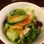 椿屋珈琲店 - サラダ