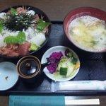 7715220 - 駿河湾海鮮ちらし寿司