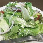 グラマラスダイナー - 料理写真:ランチセットのサラダ 10.07.07.