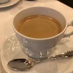 フランス料理 Allegro le mariage - コーヒー