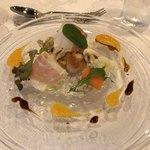 フランス料理 Allegro le mariage - 前菜