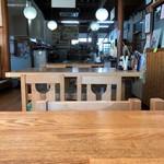 お食事処ホームランド多里 - 2017年11月 店内